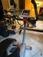 Hometrainer Fahrrad