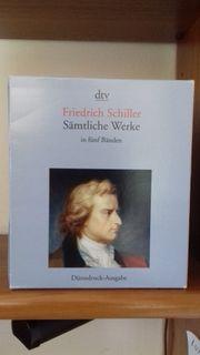 Friedrich Schiller - Sämtliche Werke In