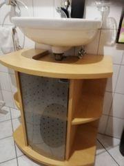 Waschbeckenunterschrank ohne Waschbecken