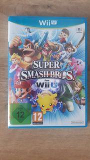 super Smash Bros Wii-U