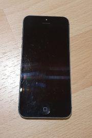 Iphone 5 schwarz GUTER ZUSTAND