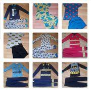 8 Paar Jungenpyjamas H M