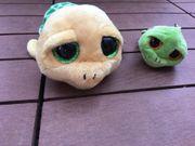 Schildkröte Schlüsselanhänger Kuscheltier