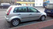 Ford Fiesta Bj 2002 CDTI
