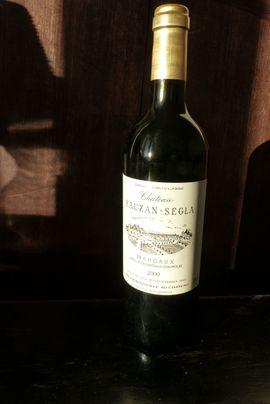 hochwertiger Wein Château Rauzan-Ségla Grand: Kleinanzeigen aus Hamburg Lokstedt - Rubrik Essen und Trinken