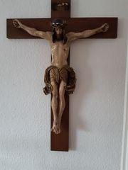 Biete an ein Kruzifix