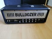 Fame BULLDOZER 100W Vollröhre Gitarren-Topteil
