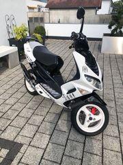 Roller Peugeot Speedfight 2