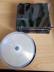16 beschreibbare DVD-R 4 7GB