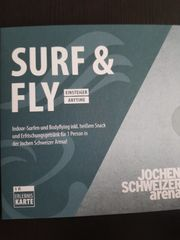 Jochen Schweizer Surf Fly im