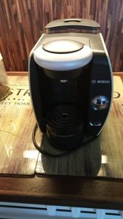Tolle Bosch Tassimo Kaffeemaschine Top