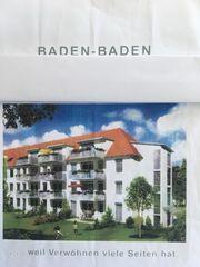 3-Zimmer Wohnung Baden-Baden