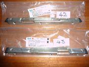 GU-Fangplatten Secuy 6-28648-00-L-1 silber und