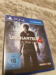 PS4 - Uncharted 4 A Thiefs