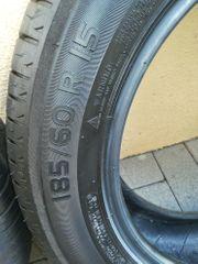 4 Reifen gebraucht x Smart
