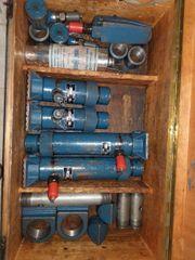 Weber großer Hebesatz 150KN Hydraulikzylinder