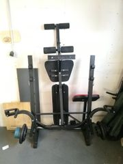 Fitnessgerät Handelbank