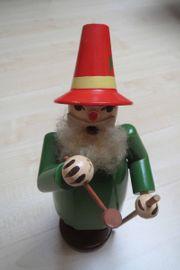 Weihnachtsmann Räuchermann