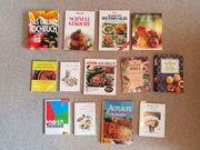 13 Rezeptbücher - im Paket oder