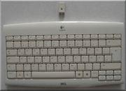 Tastatur kabellos Logitech für Bluetoothfähige