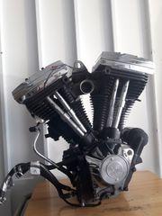 Harley Davidson EVO Motor Softail