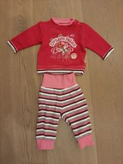 Baby Sigikid-Set Pullover und Wende-Hose