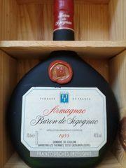Cognac Armagnac Baron de Sigognac