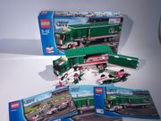 LEGOCity Formel 1 Truck 60025
