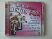 CD - Der Deutsche Disco Fox -