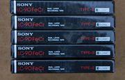 Sony LC-90 FeCr Kassetten original