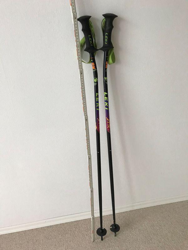 Skistöcke Alpin