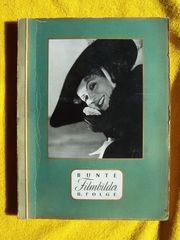 2 Zigarettenbilderalbum Bunte Filmbilder Teil