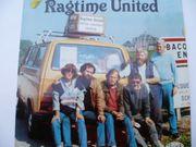 Musikschallplatte Ragtime United 1986 Jazzband