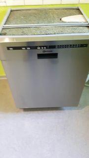 Einbau-Spülmaschine Bauknecht