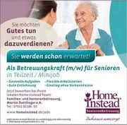Alltagsbegleiter Haushaltshilfe Seniorenbetreuer