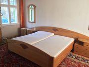Schlafzimmer massiv Buchenholz