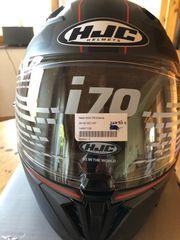 Fabrikneuer HJC Motorradhelm zu verkaufen