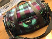 Schulrucksack von Coocazoo Green Purple