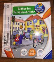 Tiptoi Buch Sicher im Straßenverkehr