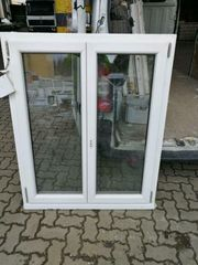4 zweiflügige Fenster 1 mit