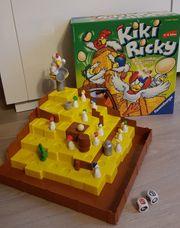 Kiki Ricky Eierwurfspiel 4-8 Jahre