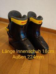 Skischuh Kinder 224mm