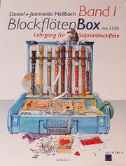 BlockflötenBox mit 2 CDs Band