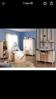 Paidi Kinderzimmer Set Schlaraffia Matratze
