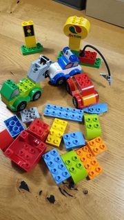Lego DUPLO 10552 Fahrzeug Kreativset