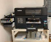 Brother GT-361 Textildrucker - T-Shirtdrucker