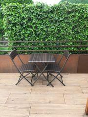 Gartenmöbelset Balkonset Tisch und Stühle