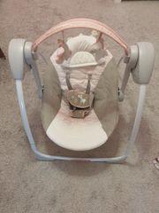 Ingenuity Babyschaukel elektrische Wippe