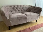 Sofa im Vintage-Style