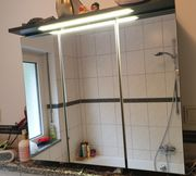 Badezimmer Spiegelschrank LED